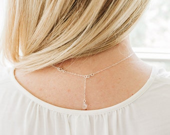 Necklace Extender.  Add Length to Your Necklace. Sterling Silver, 14k Gold-Filled, Rose Gold-Filled.