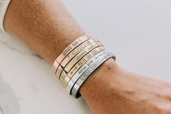 Malloy Strong Cuff Bracelet