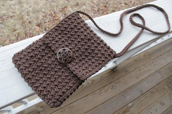 Crochet Pattern Crossbody Bag Crochet Bag Pattern Etsy