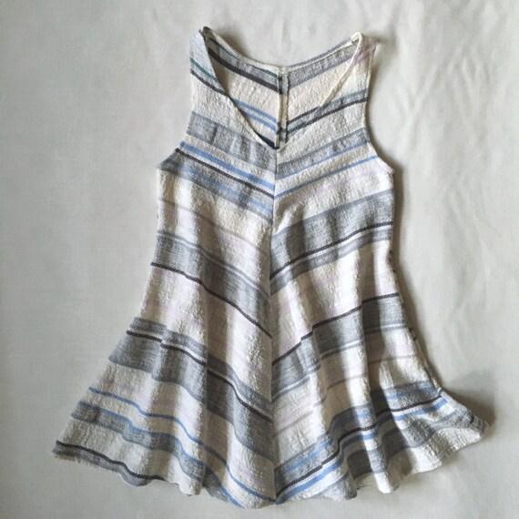 A-Line Dress, Mini Length, S