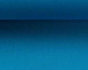 Cotton Fabric - Woven Goods - Uni Turquoise