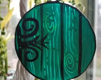 Hobbit Fairy Door Ornament LOTR