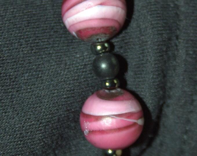 Jupiter Pink Bracelet