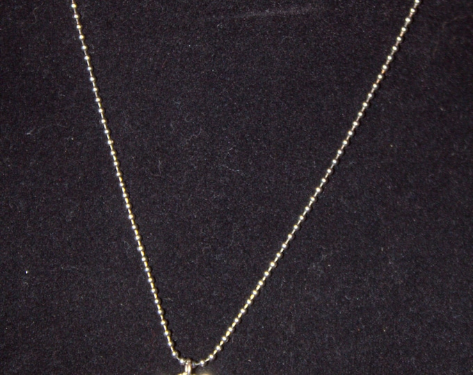 SALE: Serenity Heart Necklace