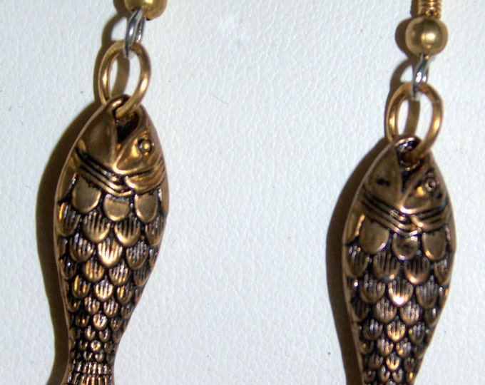 Chinese Fish Earrings
