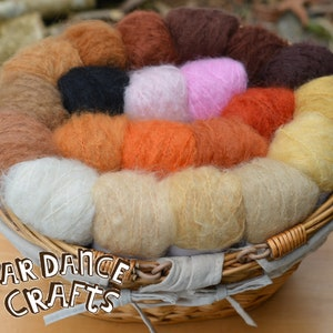 Twice As Nice Designs Bubbles Wool Yarn Natural Color YRN327