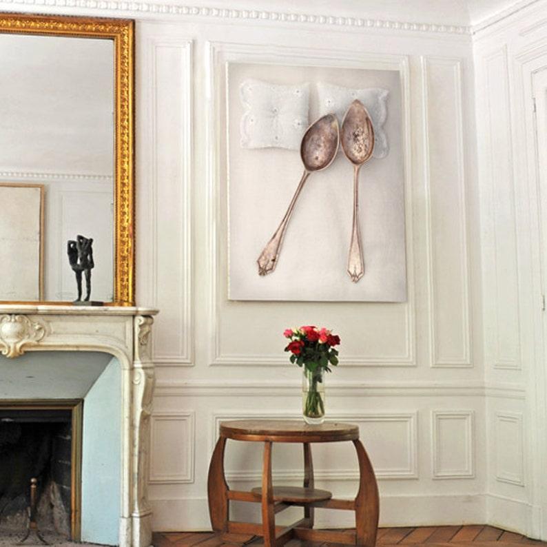 20x30 Big Canvas Spooning Fine Art Photography Bedroom Decor Etsy