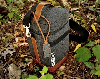 Pre Order Only. Avail Early November.Ring Bearer Gift. Personalize Cooler Bag. (Qty. 1) Ring Bearer Bag. Jr Groomsman Gift. G11CG.