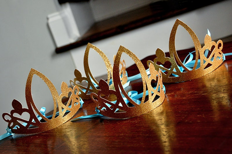 Princess Crowns for Cinderella Party Favors Party Crown.