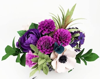 The Kelly - Paper Floral Arrangement