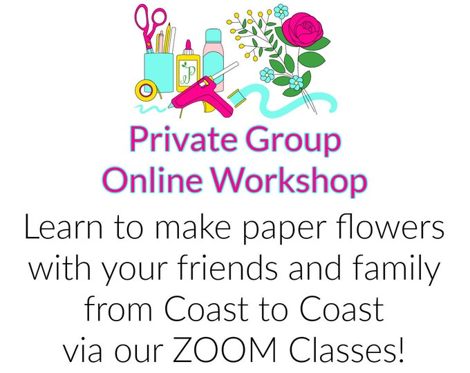 Featured listing image: I'm interested to learn more about Private Group Online Workshop