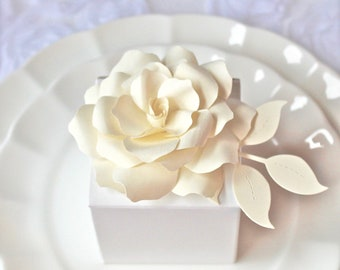 ROSE - Gift Bow - Napkin Holder