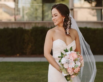 The Angel Bride - Cascading Style Paper Bouquet