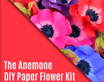 DIY Kit - The  Anemone