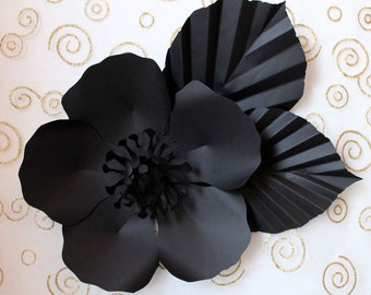 Extra large paper Flower