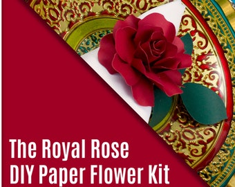 DIY Kit - The Royal Rose