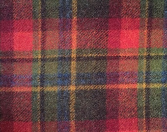 Flanigan's Finest - Mill Dyed Textured Wool 1/4 yard