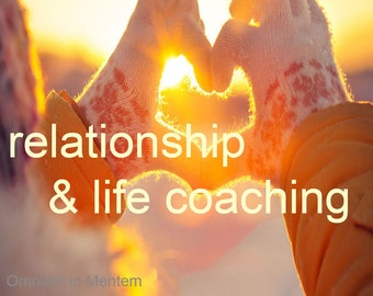 RELATIONSHIP LIFE COACH Advice Reading - Email with Pdf
