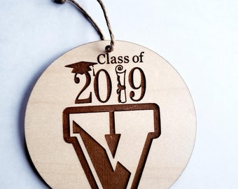 Class of 2019 Victor Blue Devils Wooden, Pre-Sale, to be picked up 12/8/18
