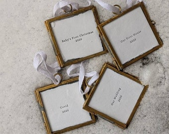 Our Everyday Mini Hanging Frames
