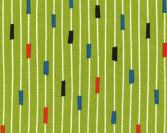 Michael Miller String Theory Meadow fabric - 1 yard