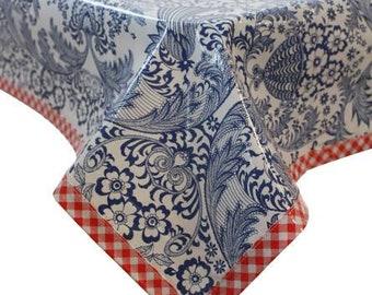 Merveilleux Oilcloth Tablecloth | Etsy