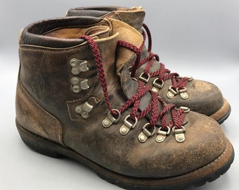 Mountaineering boots   Etsy