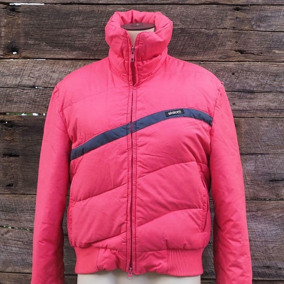 Vintage Slalom Ski Parka Jacket Womens 1980's Size