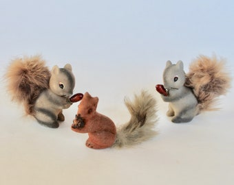 Fake Squirrel Etsy