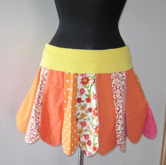 812c199193bf Gerber Daisy Skirt Custom Flower Fairy Skirt Fairy costume