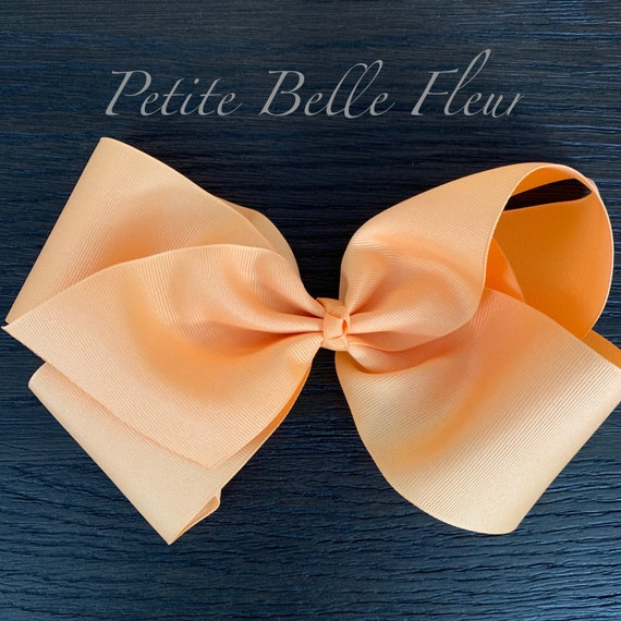 Orange Dreamsicle Baby Girl Headwrap