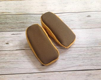 Upgrade to Non Skid Rubber Soles, Baby Shoes, Rubber Bottoms, Grippy Shoes, Non Slip Soles, Non Slip Baby Shoes, Upgrade to Non Skid