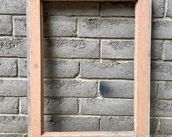 Raw Rustic Farm Window - Single Pane