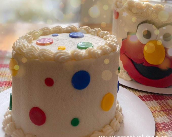 1st Birthday Smash Cakes