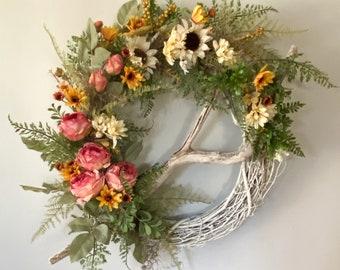 English Garden - Wreath