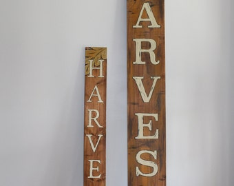 6' Plank Sign - Double Sided