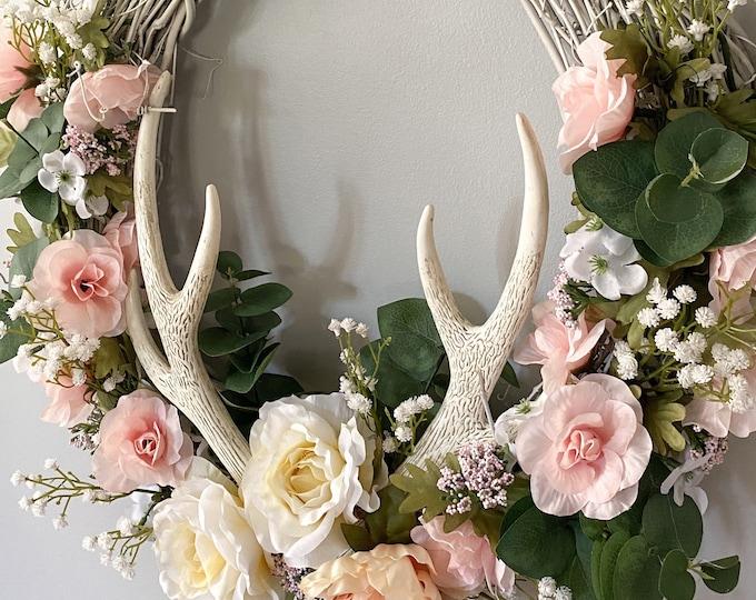 Bohemian Rose - Wreath