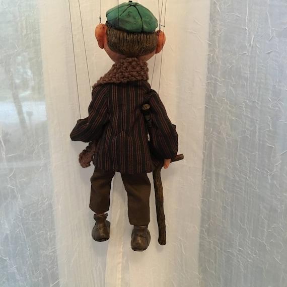 Tiny Tim A Christmas Carol.A Christmas Carol Tiny Tim Marionette Made To Order