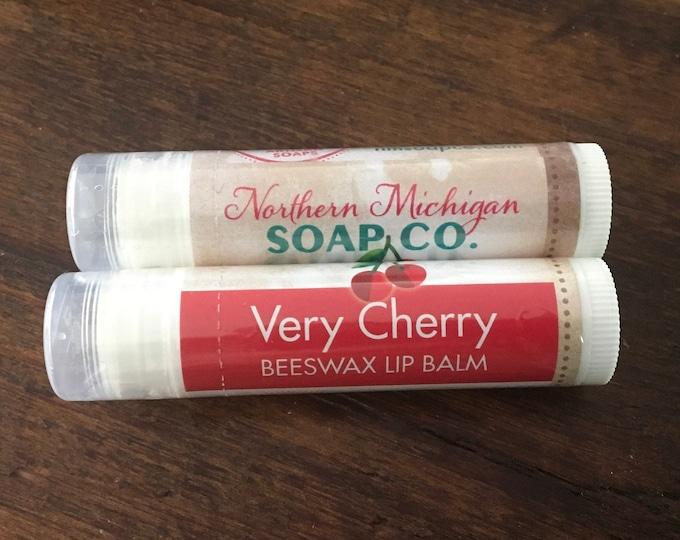 Very Cherry Beeswax Lip Balm