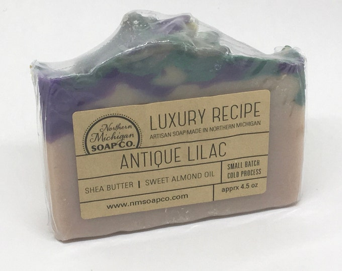 Antique Lilac // Shea Butter Bar