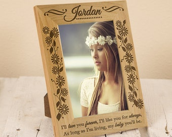 Sympathy Picture Frame - Picture Frame for Lost Loved One - Condolence Picture Frame - Loss of Child Gift - Sympathy Gift for Loved One