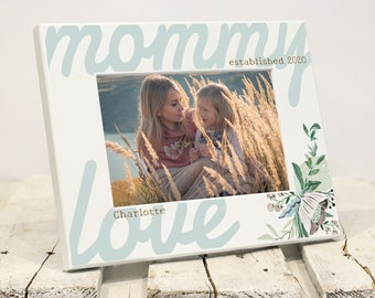 Brand New For Mothers Day!  Mommy Frame From Son Daughter, Mothers Day Present For Mom From Children, Includes Gift Box, Thoughtful Gift