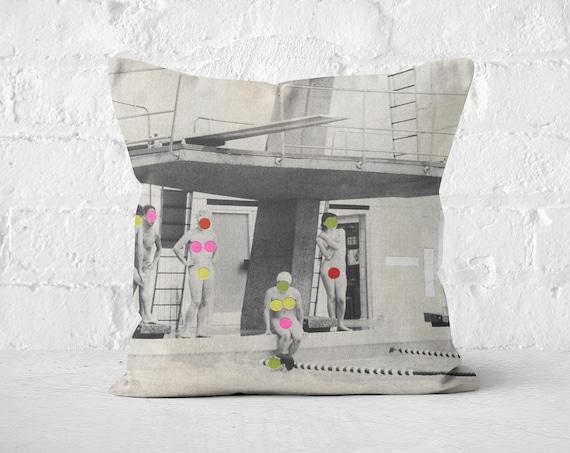 Velvet Cushion - Modesty