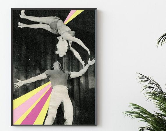 Circus Print - Dynamos
