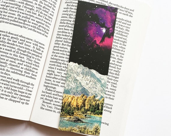 Space Bookmark - Time and Space