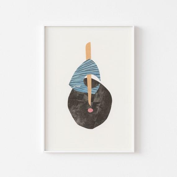 Art Print - Abstract 024