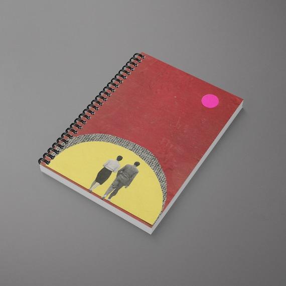 Art Spiral Notebook - Together