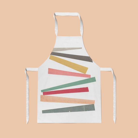 Modern Apron - Abstract 033