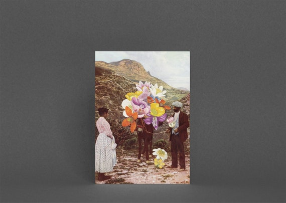Romantic Card, Anniversary Card for Wife - The Suitor
