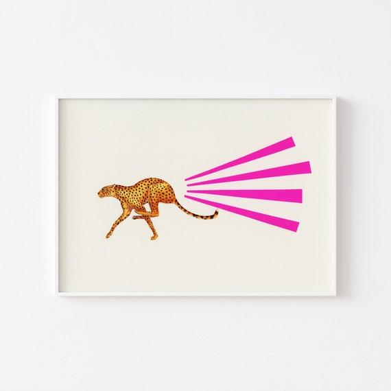 Cheetah Art Print - Cheetah